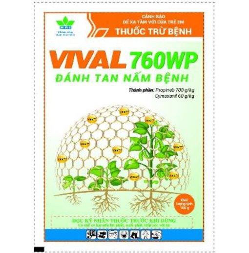 T.TRỪ BỆNH VIVAL 760WP