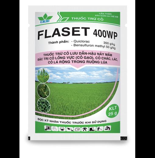 T.TRỪ CỎ FLASET 400WP