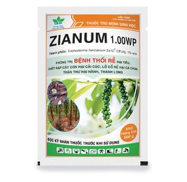 T.TRỪ BỆNH ZIANUM 1.00WP